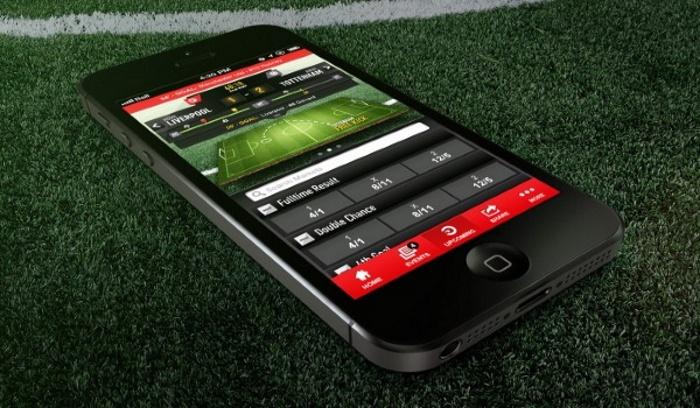 Εφαρμογή Betrebels για κινητά